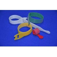 Quality Multi - Color Wire Hook And Loop Closure , Hook And Loop Cable Ties for sale
