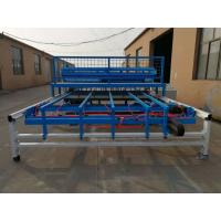 PLC Panasonic Steel Grid Welding Machine For Width of Mesh 3000mm Manufactures