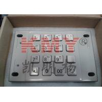 PCI 2.X Compliant Stainless Steel Keypad Encrypted Pinpad Customized Layout Manufactures