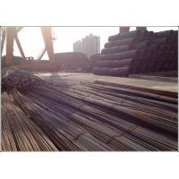 HRB500 Hot Rolled Deformed Steel Bars with 24mm Diameter 6000mm - 12000mm length Manufactures