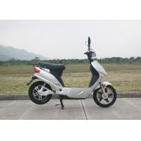 EEC Electric battery scooter With Pedal 48V , 350W motor and COC Manufactures