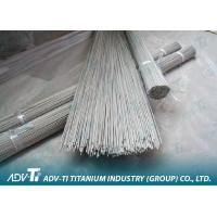 ASTM / AMS Standard Titanium Alloy Wire Commercial Pure 0.03mm - 6mm Straight Manufactures