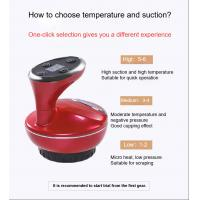Professional  Electric Scraping Massager Body Massage Suction Machine Manufactures