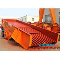 Buy cheap Linear Motion Grizzly Gravel Screen 2420×4800 Mm For Heavy Scalping Duties from wholesalers