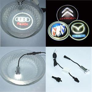 Super Mini Size Car Led 3D Logo Laser Lights G4,LED Car Lights! Manufactures