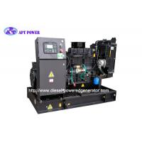 25kVA Weichai Diesel Generator Set With 4 Cylinder In Line Used For Factory Manufactures