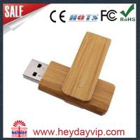 China NEW Design 8GB wooden bamboo usb flash drive flash memory on sale