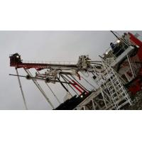 Oilfield Rig Equipment Drilling Rig Top Drive Inclined Adjustable Mast  12 - 90 Deg Manufactures