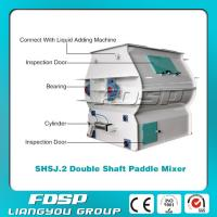 Good design Most Popular double-shaft paddle mixer Manufactures