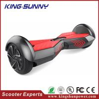 2016 New Two Wheel Car Self Balancing Electric Scooter Skateboard Manufactures