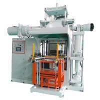 Dual Temperature Zones Control Horizontal Injection Machine For Rubber Boots Manufactures