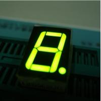 Quality Ultra red 14.2mm Single Digit 7 Segment Led Display common anode For Digital for sale