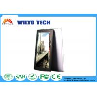 White OEM 7 Inch Google Android Tablet MT6735 Quad Core Phablet 16gb Rom With Sim Slot Manufactures