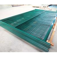 Quality Galvanized Canada temporary fence,high standard construction fence,removable fence for sale
