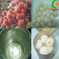 Canned Lychee Manufactures