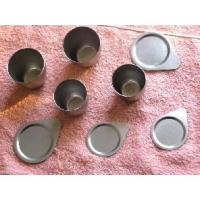 China Iron Crucibles Furnace Crucibles Material different shape and size on sale