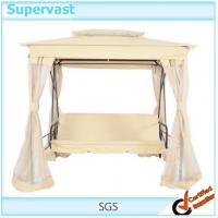 Luxury Garden Swing Gazebo Patio Sun Shades Summer Outdoor Leisure Furniture Manufactures