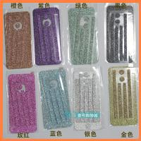 Wholesale cell phone cover glitter powder bling bling screen protector Manufactures