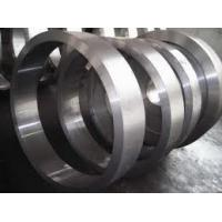 RST37.2, S235 Anti-rust Oil hot Forging steel Ring, carbon steel flange Manufactures