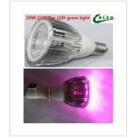 China cob led grow light E27 par 20W/30W/40W  full spectrum 380-840nm  Plant growth lamp Indoor planting flowers and plants gr on sale