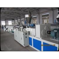 Wood Plastic Composite Machinery Based Panel Machinery For Flooring / Pallet / Gardening Manufactures