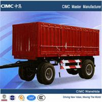 van type full trailer Manufactures