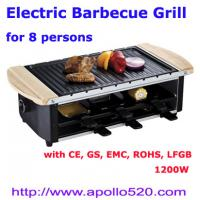 China Middle East Electric Grill BBQ on sale