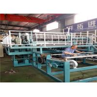 Fully Automatic Egg Tray Machine , Paper Egg Crate Making Machine CNC Aluminum Molds Manufactures