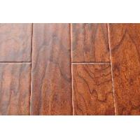Reclaimed Elm Hand Distressed Engineered Wood Flooring (C9001E47) Manufactures