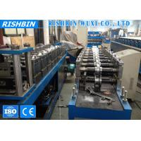 China Galvanized Partition Light Gauge Steel Stud and Track Roll Forming Machine 7.5 kw on sale