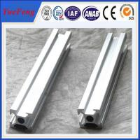 industrial t-slot aluminium extrusion manufacturer, anodized aluminum extrusion drawings Manufactures