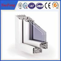 New! Price aluminium window type of aluminium profile for windows Manufactures