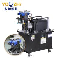 1.5KW valve 110V Customized China CNC hydraulic power pack Manufactures