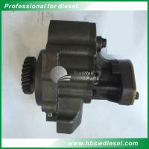NT855 Diesel Engine Oil Pump 3821579 / Trucks High Pressure Oil Pump Manufactures