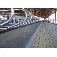 China Cattle Trucks Milking Machine Spares Rubber Mat for Cows Laying Space on sale