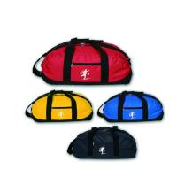 Classic Trolley Sports Duffle Bags With Handles & Shoulder Strap Manufactures