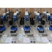 Large Gasoline Powered Airless Paint Spraying EquipmentWith High Pressure Hose Manufactures
