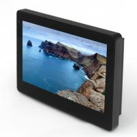 China Wall Mounted Android POE 7 Inch Touch Tablet With Serial Port Relay For Access Control on sale