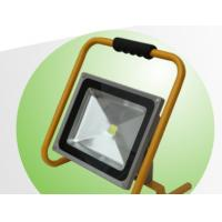 Quality 50w battery led flood light for sale