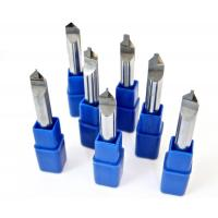 Industrial PCD Drill Bit Aluminum Work Pieces High Toughness Casting Process Manufactures