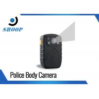 Portable WIFI Body Camera , 140 Degree Angle Police Personal Body Video Camera Manufactures