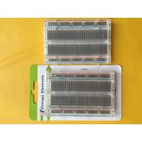 400 Points Transparent Round Hole Solderless Breadboard Manufactures