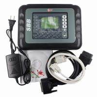 Buy cheap Multi - Language SBB Car Key Programmer V33 Portable For Ford 2010 from wholesalers
