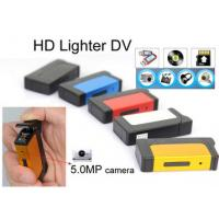 HD 720P Real Lighter USB Spy Hidden DVR Camera Audio Video Recorder W/ Motion Detection Manufactures