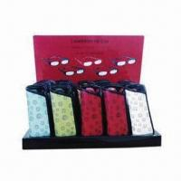Reading Glasses with Pouches, Available in Various Colors, Made of Plastic Manufactures