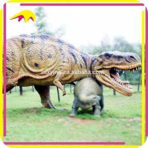 China KANO0194 Theme Exhibition Animatronic Life Size Dragon Model on sale