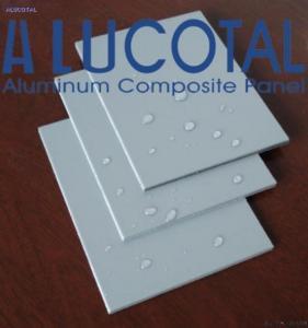 China Nano Aluminum Composite Panel on sale