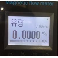 China Integrated type Electromagnetic flow meter for SS304 JIS10K flange wholesale