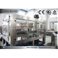 High Speed Volumetric CSD Juice Bottling Equipment For Mineral Water , Carbonated Drink Manufactures
