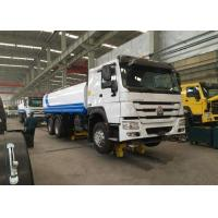 Euro 2 HOWO 6X4 Water Sprinkler Truck Permission Loading Capacity 22 Ton Manufactures